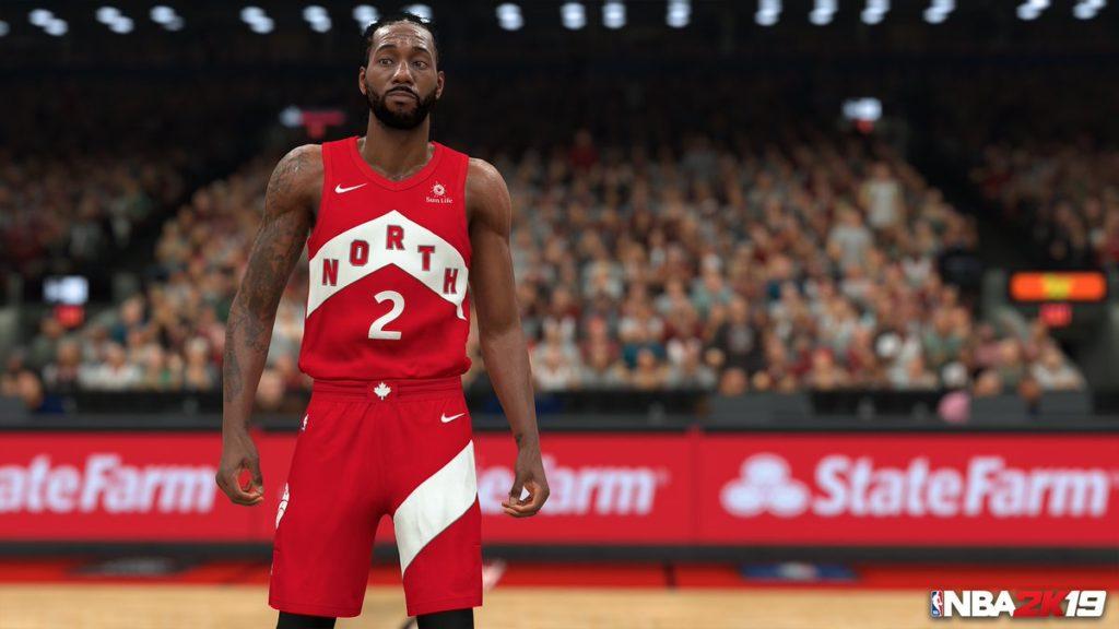 Les Champions NBA Obtiennent Leur Carte Opal Galaxy Dans NBA2K19 MyTEAM !
