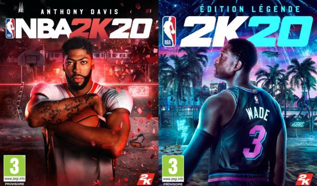 L'histoire derrière les covers de NBA 2k20
