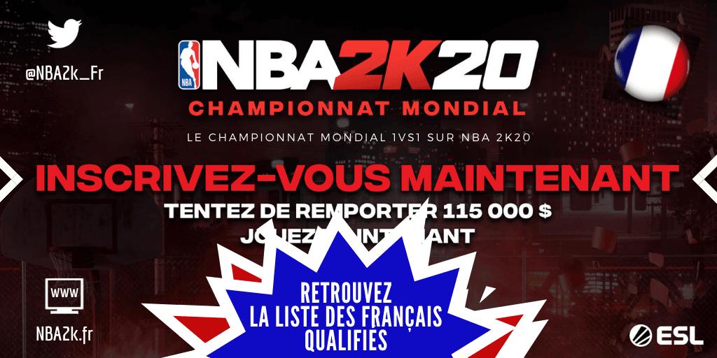 L'avancée de la scène française sur NBA 2K20