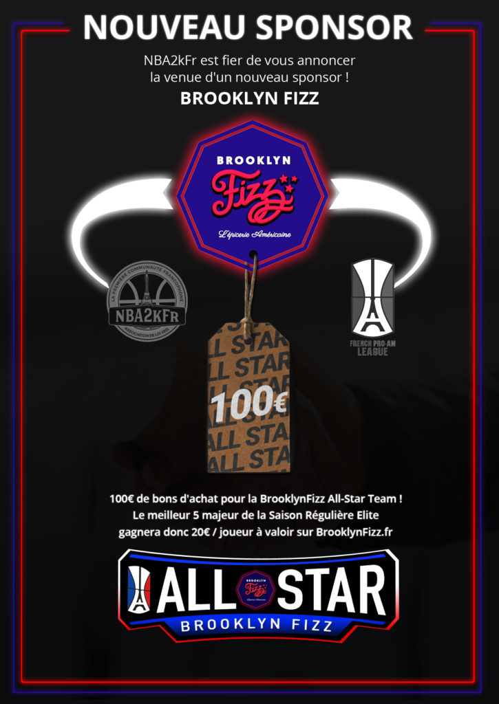 BrooklynFizz All-Star Team