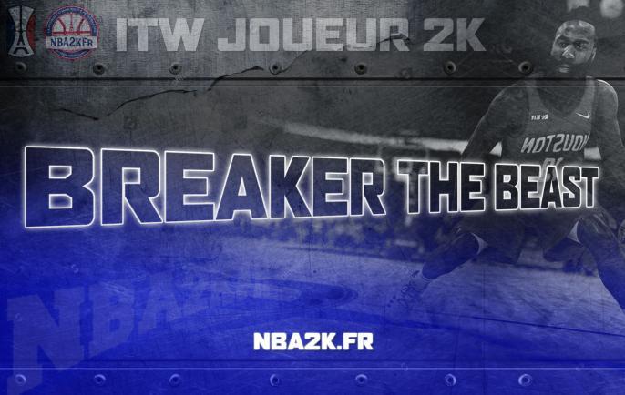 Joueur 2k : BreakerTheBeast